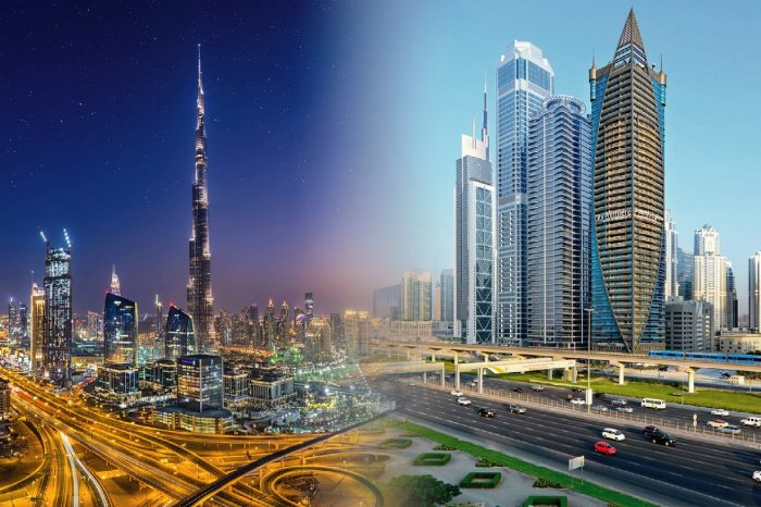 6 Emirates In A Day Tour
