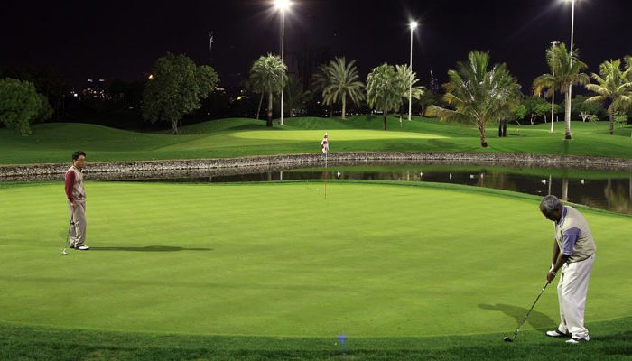 Golf in Dubai
