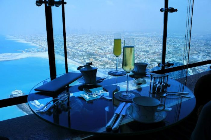 Burj Al Arab Breakfast -3 hours
