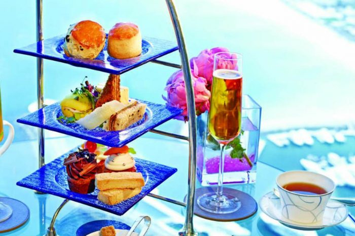 Burj Al Arab Evening Snacks -3 hours