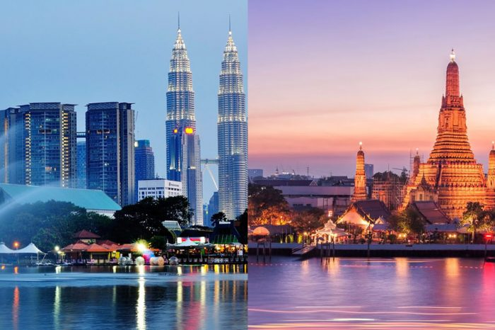 Thailand Malaysia Packages with 3***