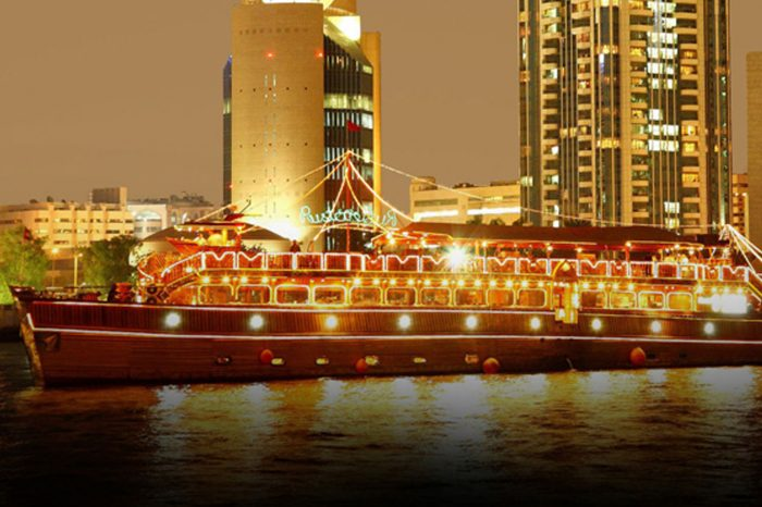 Dhow Cruise – Dubai City Tour -7 hours