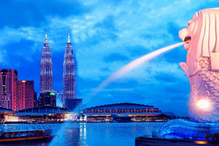 Singapore Malaysia Packages with 3***