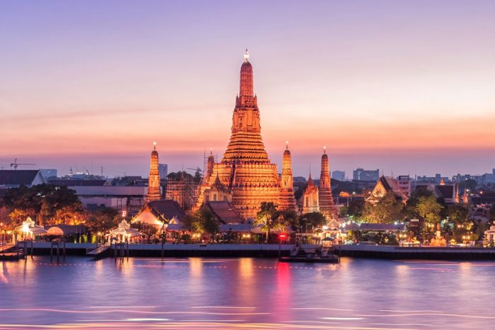 Thailand Tour Package with 3***