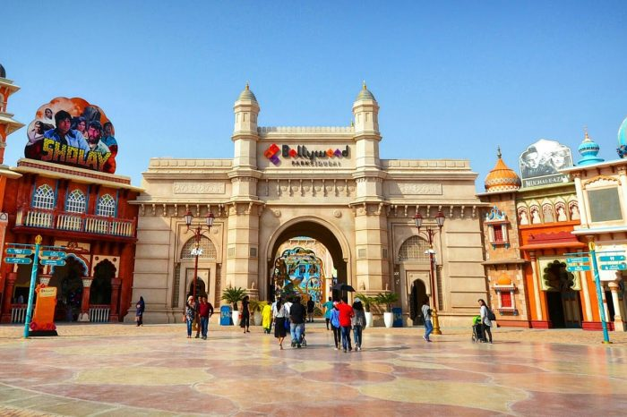Dubai Parks and Resorts Tours