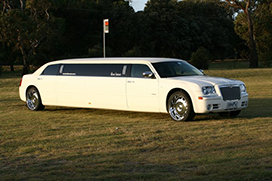 Limousine City Tour 12 Seater